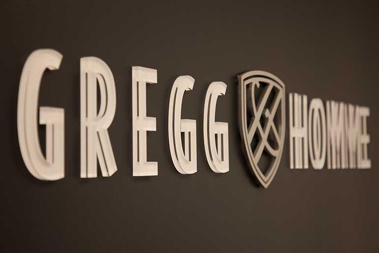 Gregg Homme Logo